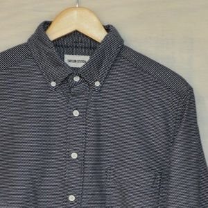 Taylor Stitch Button Down Heavy Shirt 40 M